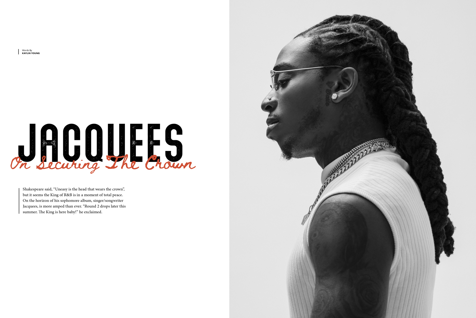 Jacquees \\ Andrew Zaeh Photo + Motion