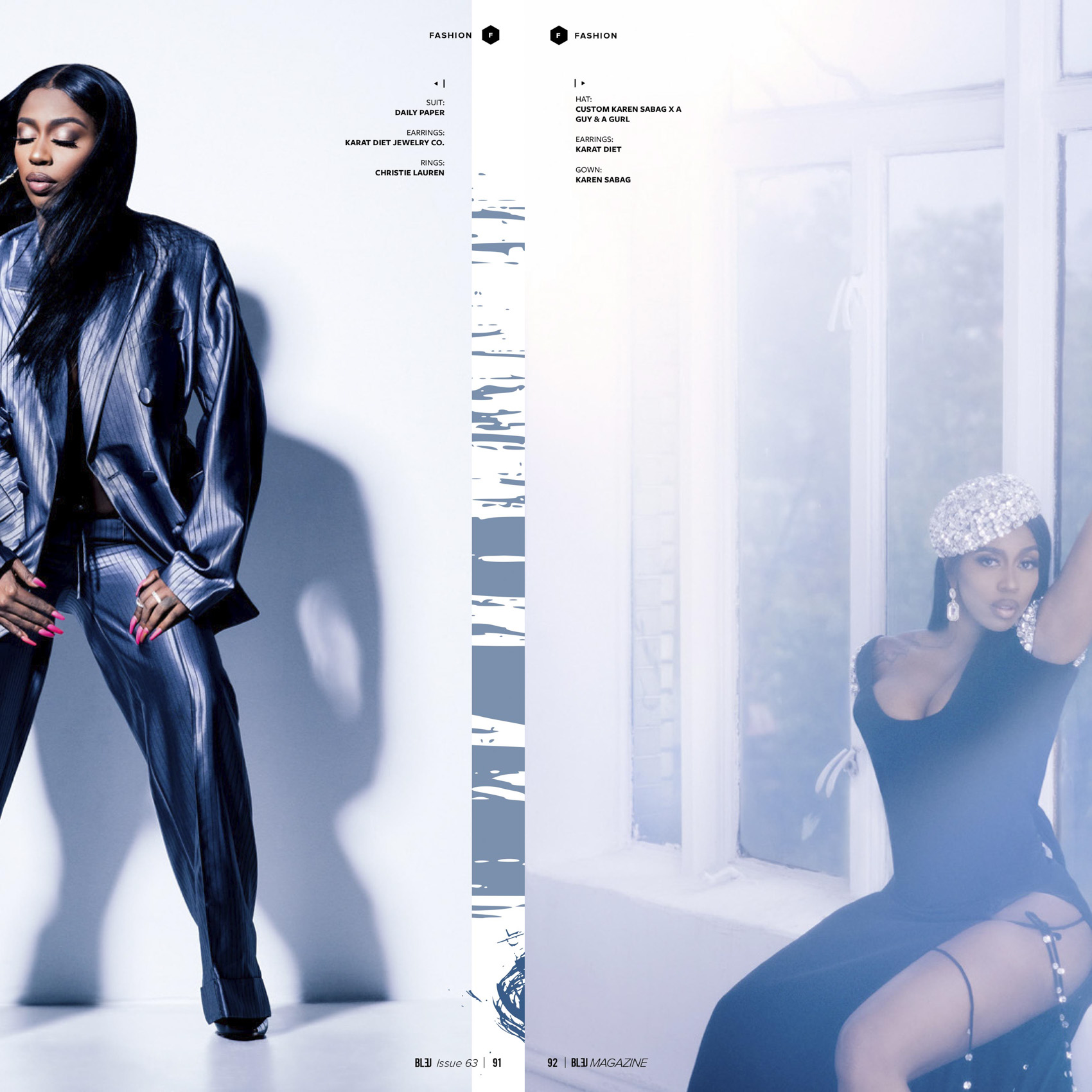 Kash Doll \\ Andrew Zaeh Photo + Motion