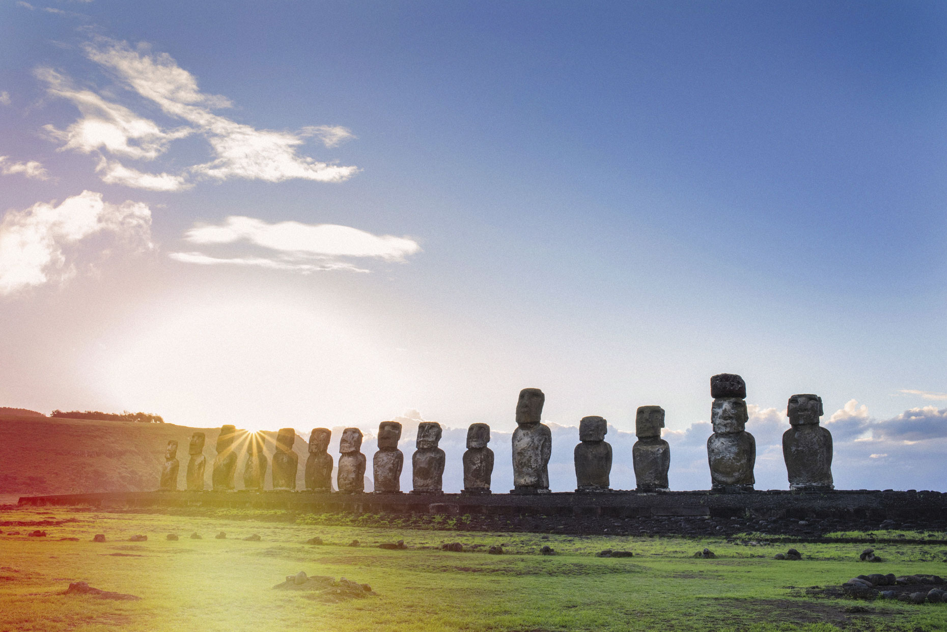 Easter Island \\ Rapa Nui \\ Andrew Zaeh Photo + Motion