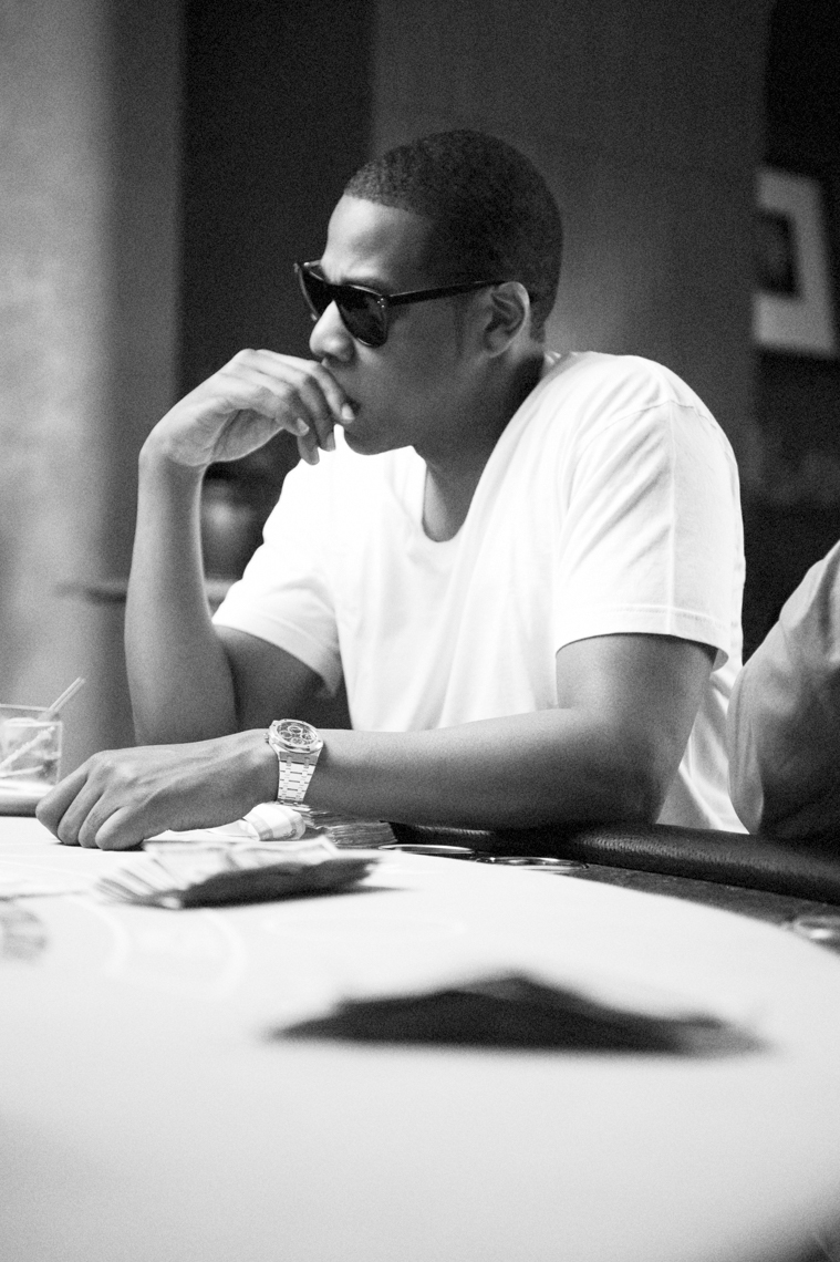 Jay-Z \\ Andrew Zaeh Photo + Motion