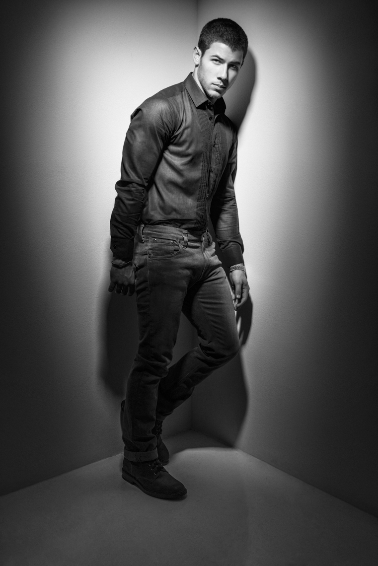 Nick Jonas \\ Andrew Zaeh Photo + Motion