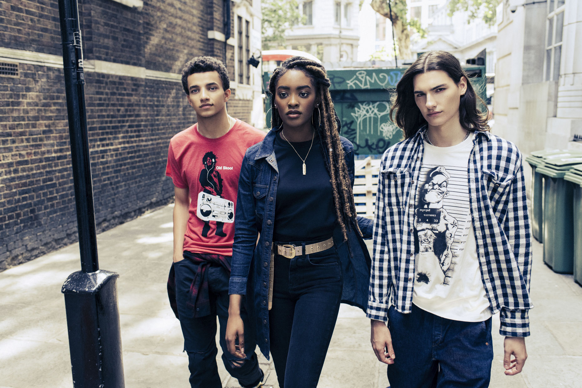 Bimpe, Sonny + Alex \\ Atom Magazine \\ Andrew Zaeh Photo + Motion