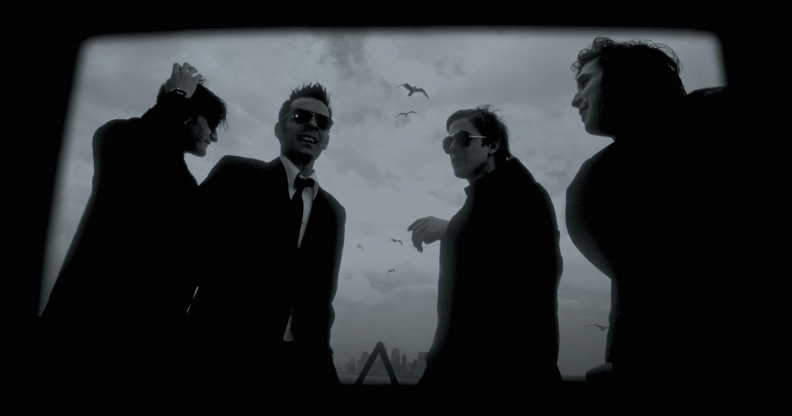 Interpol \\ Andrew Zaeh Photo + Motion